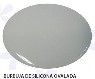 Burbuja de silicona 3x4