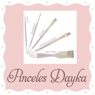 PINCELES DAYKA