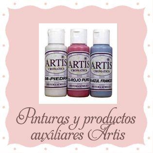 PINTURAS Y PRODUCTOS AUXILIARES ARTIS