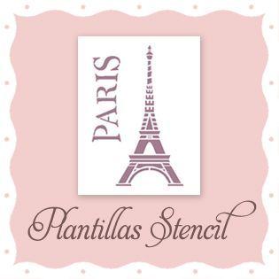PLANTILLAS STENCIL