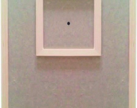 reloj rectangular