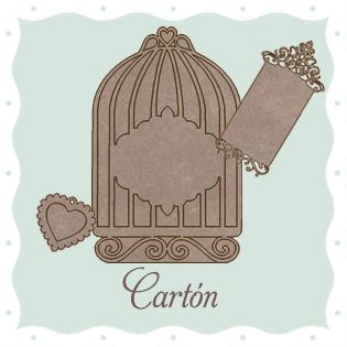 CARTÓN (Chipboard)