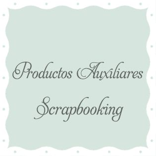 Productos Auxiliares Scrapbooking