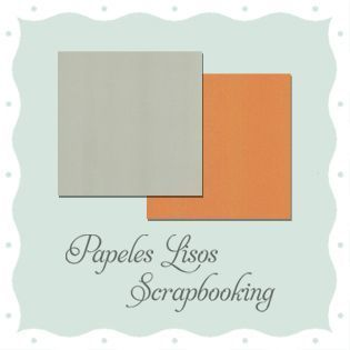 Papeles Colores Lisos Scrapbooking