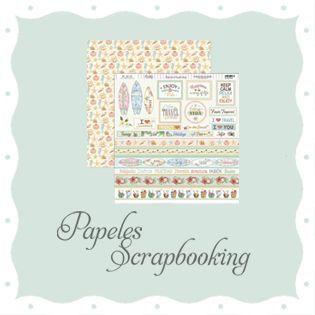 Papeles Scrapbooking