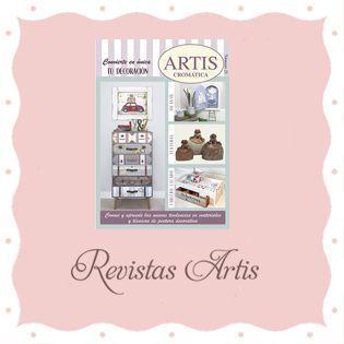 REVISTAS ARTIS Y LIBROS CREATIVA