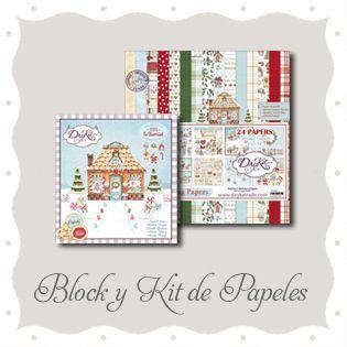 Block y Kit de Papeles