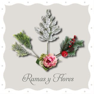 Ramas y Flores